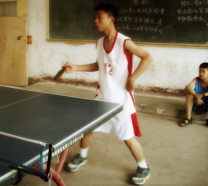 2011年春季乒乓球比赛